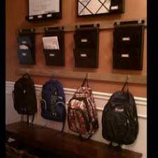 clean organized backpacks